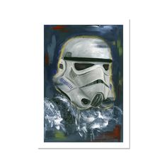 Stormtrooper (Star Wars) Fine Art Print - A2 Portrait