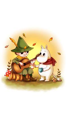 Moomin Wallpaper, Moomin Valley, Tove Jansson, Ballet Art, Cartoon Characters, Fictional Characters, Troll, Pikachu, Cartoons