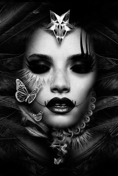 FANTASMAGORIK® DARK FRAGRANCE by obery nicolas, via Behance