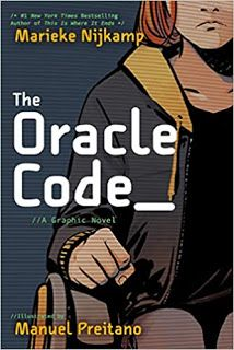 KISS THE BOOK: The Oracle Code by Marieke Nijkamp - ESSENTIAL Gotham, Comic Book Collection, Travel Humor, Books For Teens, Used Books, Buy Books, Design Quotes, Bestselling Author, The Book