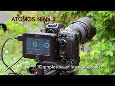 ATOMOS Ninja 2 +D800E test _ Run around Chichibu of spring. - YouTube