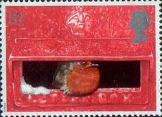 Image result for british postage stamps robin Postage Stamps Uk, Uk Stamps, Love Stamps, Christmas In Ireland, Christmas Past, European Robin, Small Envelopes, Art Folder, Kingdom Of Great Britain