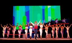 21 Best Theatrical Design Catch Me If You Can Musical
