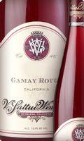 •V. Sattui Winery• St. Helena, CA•                    •Gamay Rouge•