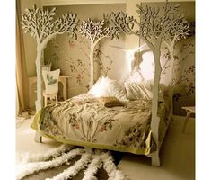 Fairytale Bed for Grown Ups