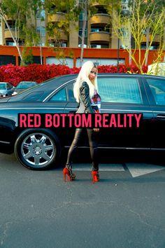 Nicki minaj , red bottom reality