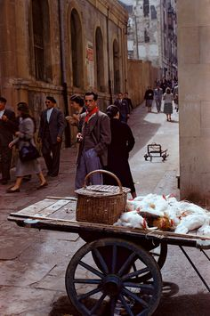 Pamplona, Spain, 1954, by Inge Morath