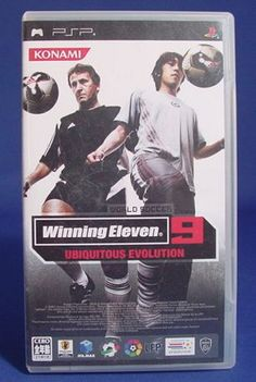 PSP Japanese : Winning Eleven 9 Ubiquitous Evolution http://www.japanstuff.biz/ CLICK THE FOLLOWING LINK TO BUY IT ( IF STILL AVAILABLE ) http://www.delcampe.net/page/item/id,0377786469,language,E.html