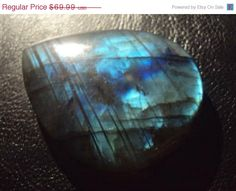 40 OFF SALE Extreme Flash LABRADORITE by amandalynnesupplies, $41.99