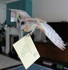 Il vostro molto proprio Hogwarts Mail consegna di Just4FunSupplies