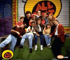 All That Best tv show on Nickelodeon by far of the 90s!!!