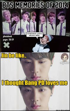 Meme Center | allkpop 2 jungkooks? Where is JIN oppa??????????