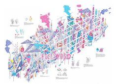 Cybertopia: Future of an Architecture Space, Death of Analogous Cities- eVolo | Architecture Magazine