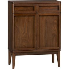 Oslo Bar Cabinet | Crate and Barrel
