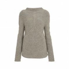 Helmut Lang | Linear Transfer Sweater | goop.com - Too bad it's expensive and they don't ship to Canada.