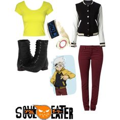 Another soul eater cosplay thing and I already have the headband. :)