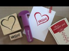 How to use a Stamp-a-ma-jig (Stampin' Up) - YouTube