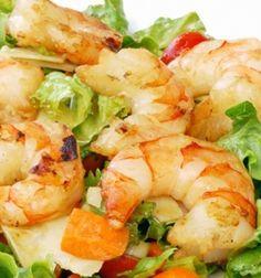 A receita de Salada de Camarão com Coentros e Milho é uma salada muito simples, apresentando um aspeto bonito e rápida de confeccionar. Experimente! Ingredientes necessários à confeção desta receita …