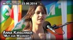 Anna Kirschner - Mut zur Wahrheit