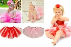 $9.99 fluffy tutus. Valentine's Day will be here before you know it! Have you found the perfect outfit to make your little one feel like Cupid's Bestie? You are going to LOVE LOVE LOVE these adorable Picture Perfect Fluffy Tutus.