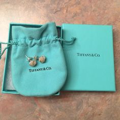 Tiffany & Co. 100% new earrings 100% authentic Tiffany knot earrings. And 100% new, never used it. A birthday gift from a friend but I don't like it. The price for this is firm, because it's brand new! And No trade also Tiffany & Co. Jewelry Earrings