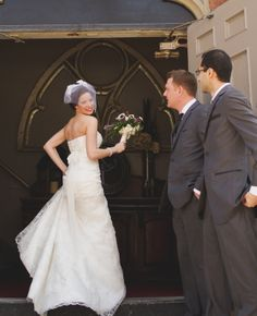 great wedding moments at Berkeley Events