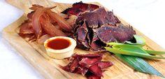 Как приготовить вяленое мясо в домашних условиях