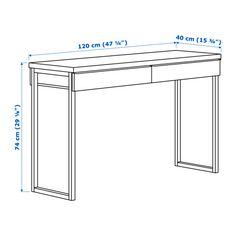 best burs ikea ancho 180 cm fondo 40 cm altura 74 cm 210 00 ud c digo art culo fpp. Black Bedroom Furniture Sets. Home Design Ideas