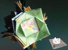 Quick and Easy Modular Kusudama Origami - Google-søgning