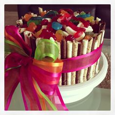 Lolly cake by Stealing Petit Fours