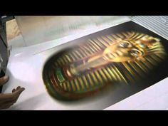 How Lenticular Posters Are Made 3d Poster, Posters, Lenticular Printing, Forgetting The Past, Hologram, 3d Printing, Prints, Print Ideas, Youtube