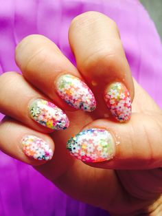 "Nails art ""Las Vegas"""