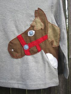 horse applique