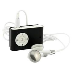 Stylish Clip MP3 Music Player Style Hidden Spy Camera DVR Camcorder with Webcam and MP3 Function $15.69