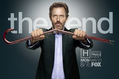 Promo image for Everybody Dies, the series finale of House.