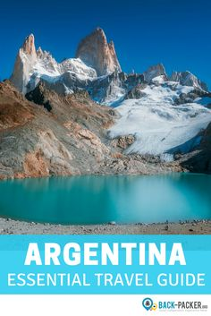 The ultimate guide to traveling Argentina. This Argentina travel guide contains everything you need to know before visiting the country and includes an itinerary planner, packing list, destination guide + more. | Back-Packer.org
