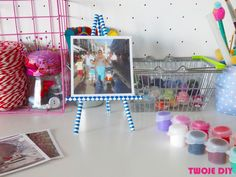 Stand photo diy - tutorial on twojediy.pl