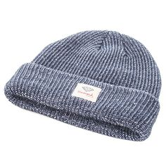 Diamond Supply Co. Og Sign Speckle Beanie - Navy bb3e397189e7