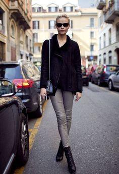 Natasha poly street looks