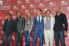 John Hurt, Colin Firth, Svetlana Khodchenkova, Benedict Cumberbatch, Gary Oldman and Mark Strong