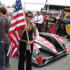 Audi Grid Girl     Nice Audi picture found on the web
