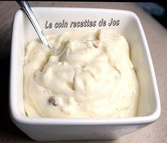 Le coin recettes de Jos: SAUCE À L'AIL RÔTI (pour fondue et raclette)