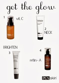 These products will change your LIFE! @PCA SKIN #pcaskin