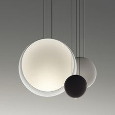 COSMOS 2511 PENDANT LAMP - Designer Suspended lights from Vibia ✓ all information ✓ high-resolution images ✓ CADs ✓ catalogues ✓ contact. Suspended Lighting, Lamp Design, Light Decorations, Pendant Lamp, Cosmos, Ceiling Lights, Architecture, Constellation, Lighting Ideas
