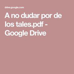 A no dudar por de los tales.pdf - Google Drive