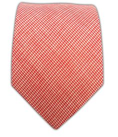 Micro Tooth - Red (Cotton) || A close second in tie wants