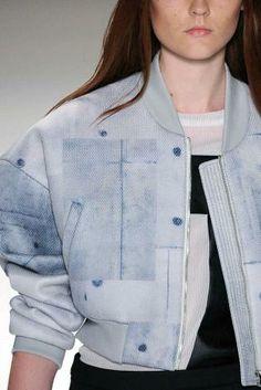 S/S 14 women's catwalks: denim laundry inspiration