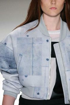 S/S 14 women's catwalks: denim laundry inspiration