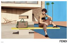 FENDI Men's Spring/Summer 2017 Campaign