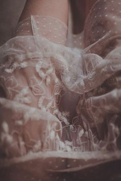 Lace By Laura Makabresku